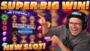 "Super large Win on novel Pragmatic Slot ""STARZ"" – OnlineCasino – Streamer"