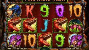 👑 T REX 2 large Win + Bonus Clip Naughty Or Nice 3 💰 (RealTime Gaming – RTG).