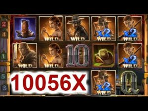 TOP 5 BIGGEST WINS OF THE calendar week ★ WILDLINE 10056X ON DEAD OR live 2 SLOT