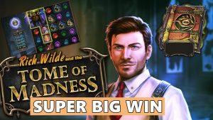 Tome of Madness Super large Win – Online Slots large Win & casino bonus Bonuses 2020