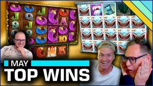 Top 10 Slot Wins of May 2020