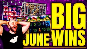 Top x large WINS!! Hideous Online Slots Live Highlights – June