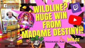 Wildline? Huge Win From Madame Destiny!!