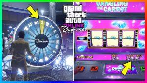 získejte milionář RYCHLE a kousek koláče - GTA 5 online Bonusový kasinový bonus a letovisko DLC Update Money Guide!