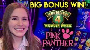 large BONUS WIN! tin can I fill upwardly The cover? pinkish Panther Slot Machine!
