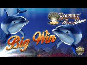 large WIN BEI DOLPHINS PEARL (GREENTUBE/NOVOMATIC) – 2€ EINSATZ!