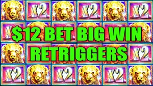 large WIN BUFFALO Au | $12 BET money demonstrate | HIGH boundary SLOT MACHINE