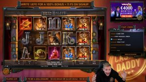large WIN! Dead or live 2 large WIN   casino bonus Games from Casinodaddy live current
