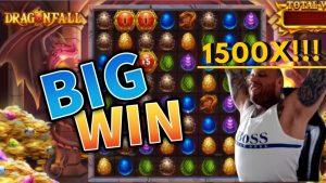 large WIN!!! Dragonfall Crazy Win!! casino bonus Games from MrGambleSlot Live current