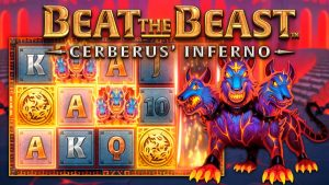 large WIN ON beat out THE BEAST CERBERUS' INFERNO (Thunderkick)