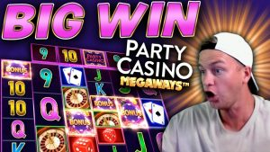 large WIN on political party casino bonus Megaways!