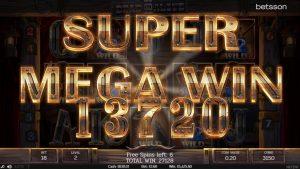 large Win on Dead or live 2 | Betsson casino bonus