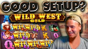 large Win on Wild westward Au!