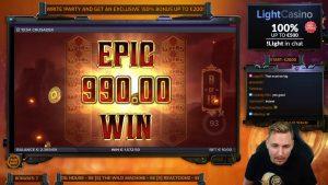 large win – large win!!! reactoonz crazy winning streak!! casino bonus games from mrgambleslot live current