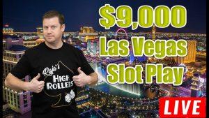 $nine,000 Live casino bonus Slot Play from Flamingo Las Vegas!
