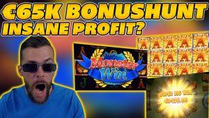 ¡APERTURA DE BONIFICACIÓN DE € 65.000 en ALTA PARTICIPACIÓN! gran vuelta una ganancia? grandes ganancias en tragamonedas en línea!