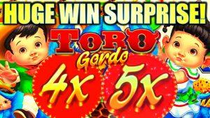 ★ milzīgs uzvarēt! PARĀDĀS BĒRNI !! ★ 20x liels VIN DAUDZFUNKCIONĀRS! TORO GORDO spēļu automāts (AGS)