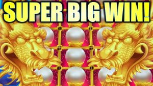 ★SUPER large WIN! WHAT A nighttime!!★ $8.80 MAX BET! DRAGONS WEALTH REEL RICHES Slot Machine (SG)
