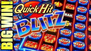 ★large WIN!★ CLIMBING upwards THAT MONEY LADDER! QUICK hitting BLITZ JACKPOT UPGADE Slot Machine (SG)