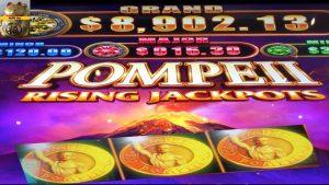 ★ roman POMPEII !! ★ OMG! SUPER grote WIN !! POMPEII RISING JACKPOTS Slot (Aristocrat) $ 2.64 Inzet ☆ 彡 栗 ス ロ