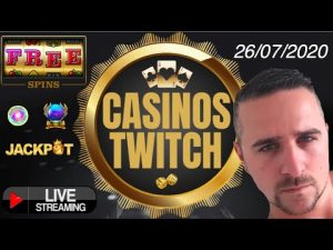casino bonus Streamer Slots Online , On Live current , large win too Fun Machine à sous casino bonus en Ligne 26/07