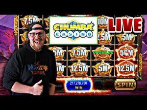 little BETS large WINS | CHUMBA casino bonus LIVE | ONLINE SLOTS | WIN existent MONEY