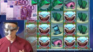 ALGEN bei RAZOR SHARK - Slot FREISPIELE mit mare WIN !!! - Sesiune bonus bonus la cazinou