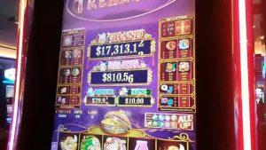 ** BONUS melingkar ** 5 TREASURES SLOT PENNY !!! WIN !!! Bonus kasino EMPIRECITY