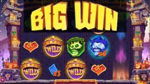 C'EST HALLOWEEN SUR LE casino bonus, ON CASSE DES CITROUILLES large WIN | casino bonus EN LIGNE FR
