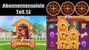 Canis familiaris House large Win / Online casino bonus Deutsch / Wie weit kommen wir mit 20€ Teil 12 (2020)