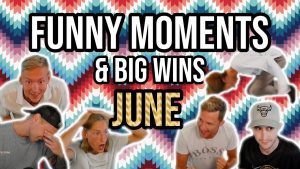 Casinodaddy Funny Moments too biggest wins – June 2020