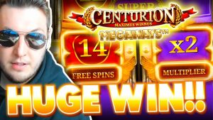 Centurion MEGAWAYS large WIN on Slots + to a greater extent than casino bonus SLOTS ! 🔥