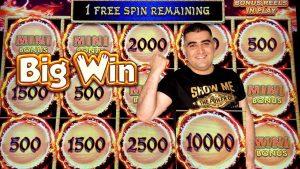 Dragon Link spilleautomat Maksimal bonus & Kæmpe VIN-MAJOR JACKPOT! Live spilleautomat ved Las Vegas casino bonus