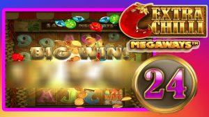 EXTRA CHILLI 🌶️ BONUS CUMPĂRĂ REZULTATE în interior cu 24 de rotiri libere, împreună cu câștiguri mari !!! !!!