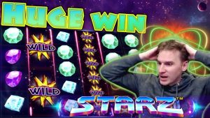 HUGE WIN on Starz Megaways Slot – £10 Bet