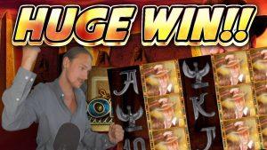 ENORM VINN! volym av RA stor WIN - Online casinobonus från Casinodaddys liveström