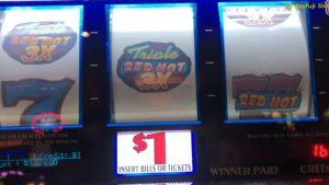 Handpay !! Triple Double ruddy Hot large Win & Jackpot , dark Diamond @ Pechanga Resort & casino bonus