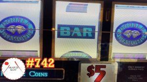 High boundary Double Diamond Slot Max Bet/large Win Mighty Cash Double upward Slot, 3 Reel Slot Live 赤富士スロット