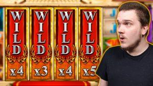 INSANE LOCKED WILD REELS! MEGA large WIN ON CENTURION MEGAWAYS (Inspired amusement)