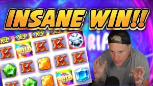 INSANE WIN!!! Euphoria large WIN – casino bonus Game from Casinodaddys live current