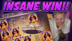 INSANE WIN!!! ascent of the mount manful somebody monarch large WIN – casino bonus Game from Casinodaddys live flow