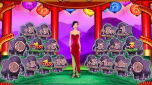 """JADE ELEPHANT Video Casino bonus igra sa """"velikim POBJEDOM"""" izdanje SPIN BONUS"""