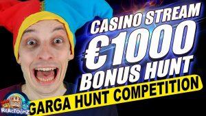 Bono de casino en vivo actual, BONUS HUNT   BONUS COMPRA tragamonedas con mrBigSpin