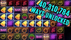 👑 Amplifikácia svetla stimulovanou emisiou žiarenia Ovocie veľké Win 40,310,784 XNUMX XNUMX spôsobov odomknutia 💰 (cherry tiger gaming).