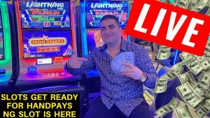 Live Slot Play From Las Vegas At The Cosmo