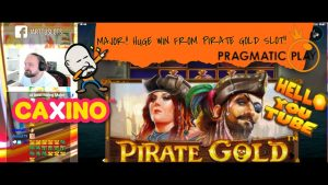MAJOR!! HUGE WIN FROM PIRATE atomic number 79 SLOT!!