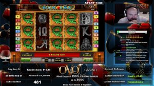 MAX BET!! SUPER large WIN FROM volume OF RA DELUXE SLOT!!