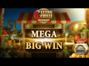 MEGA large WIN BEI EXTRA CHILLI (BTG) – 2.40€ EINSATZ!