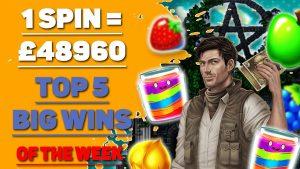 🔥 SKAL overveje🔥 Online casino bonus stor vinder sammenstilling # 33 ⭐ Slots jackpotter i kalenderugen ⭐ OnlineCasinoPolice