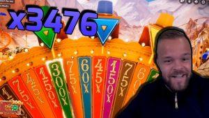 Mega WIN x3476 fuq CRAZY TIME - casino bonus Slots Wins large